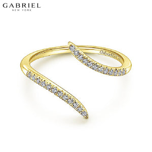 14kt 0.10ctw Natural Diamond Ring