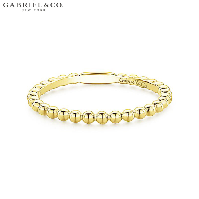 Stackable Ring 1.7mm