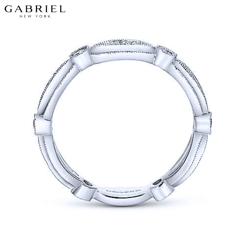 14kt 0.25ctw Natural Diamond Ring 3.5mm