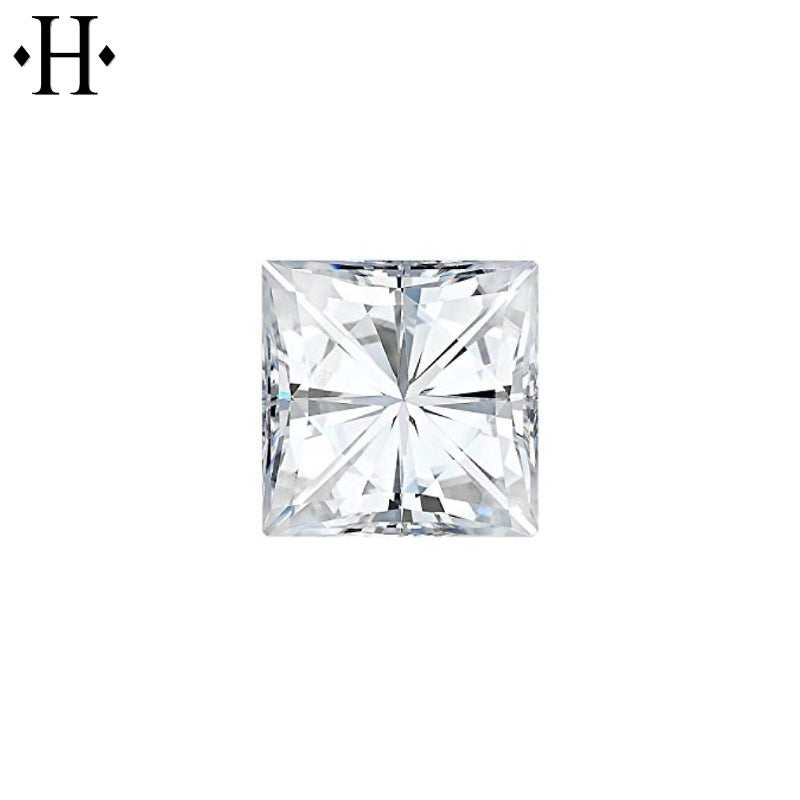 5.5mm Square Moissanite