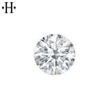 6.0mm Round Moissanite