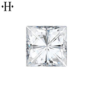 7.0mm Square Moissanite AA Lab Grown