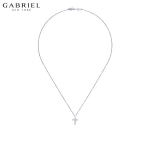 14kt 0.10ctw Natural Diamond Necklace