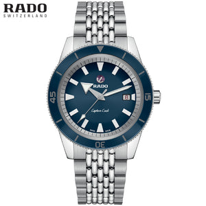 Rado Captain Cook Watch Front