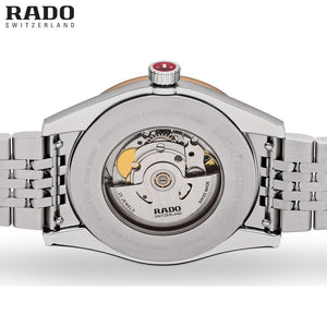 Rado Golden Horse Watch Case Back