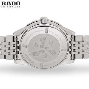 Rado Captain Cook Watch Case Back