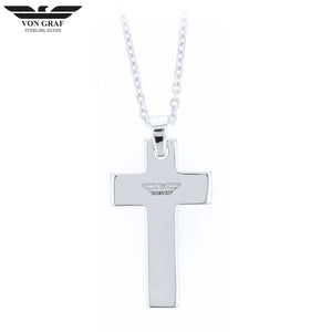 Sterling Silver Cavalry Cross
