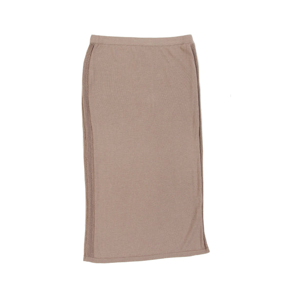 Merino Silk Skirt