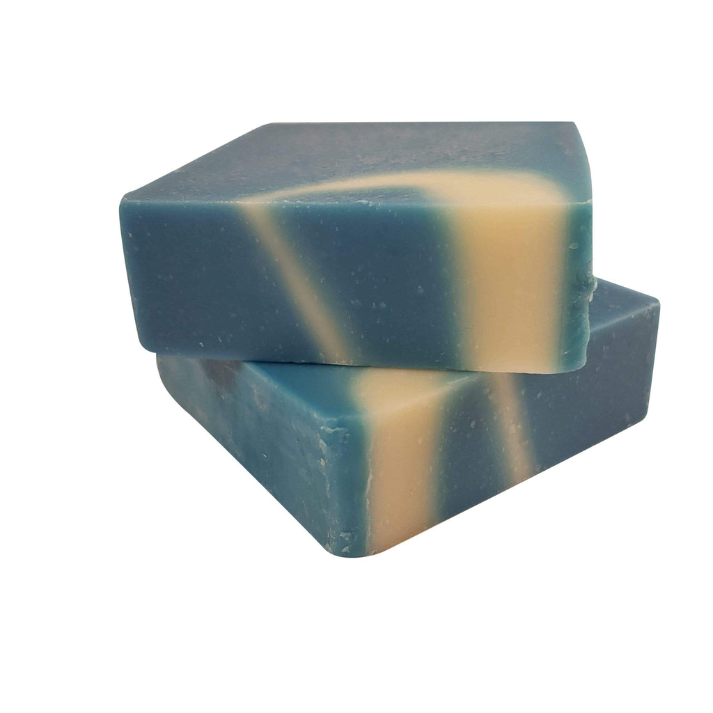 Cool Water- Handmade Soap Bar for Men *VEGAN*- Zero_Waste_Hub