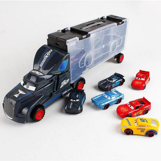 Metal Alloy 6 Small Car Toys Cooltoys4kids Com