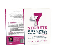 7 Secrets Guys Will Never Tell You (Book)