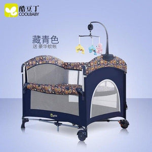 Coolbaby Foldable crib