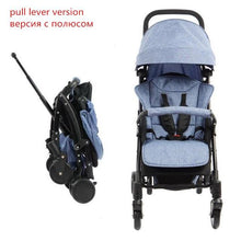 Load image into Gallery viewer, Lightweight  Stroller Pram