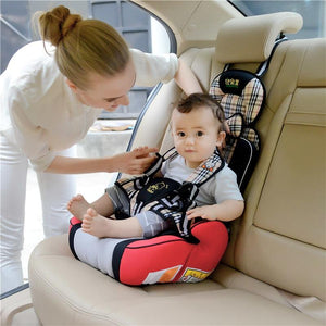 GSPSCN Child Car Seat Anti-Slip Portable Safety Children Comfortable Baby rising seat Travel Booster Car Seat Pad for Kids