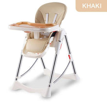 Load image into Gallery viewer, Baby Foldable High Chair