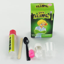 Load image into Gallery viewer, Slime Kit Make Your Own Kids Gloop Sensory Play Science DIY Toy Game