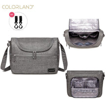 Load image into Gallery viewer, Colorland Fashion Diaper Bag