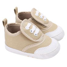 Load image into Gallery viewer, Baby girls Soft Sole Sneakers
