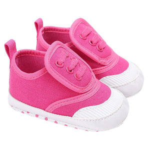 Baby girls Soft Sole Sneakers