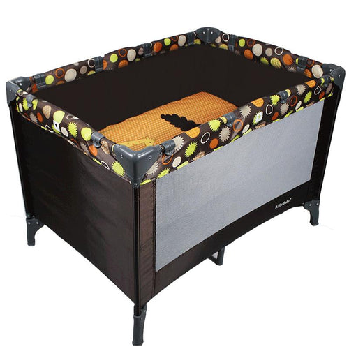 Portable Folding Baby Crib Playpen