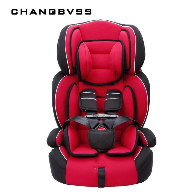 354fad213d4 Thicken Seats Cushion For Child Chairs In Car New Arrival 9M~12Y ...