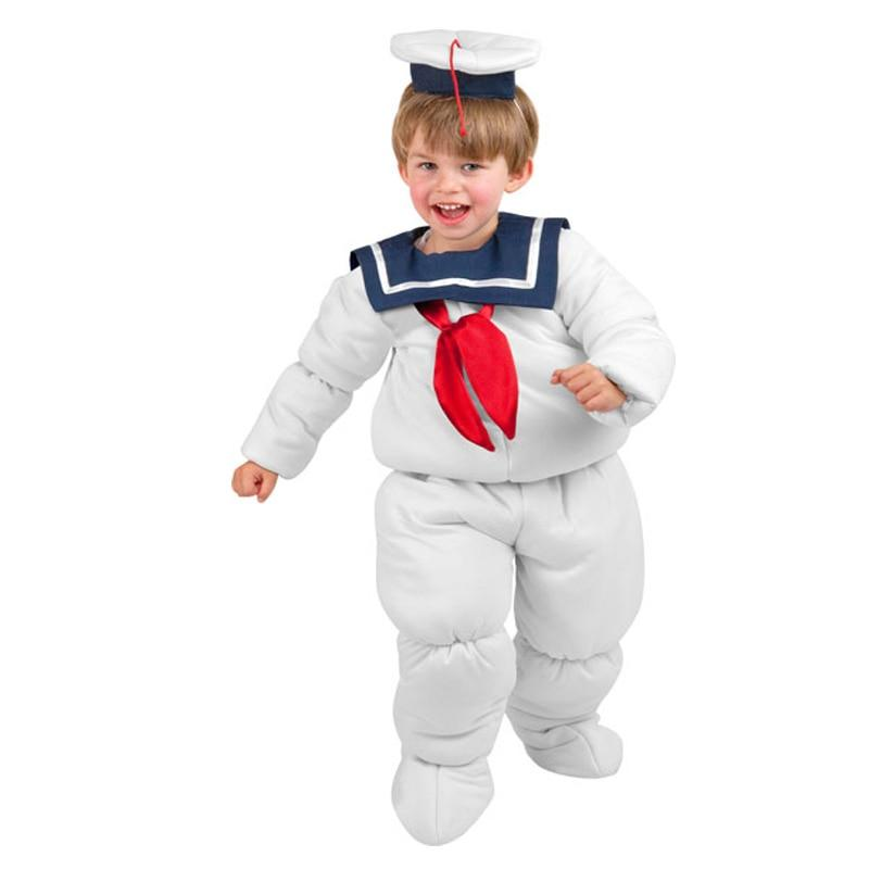 Marshmallow Ghost costume