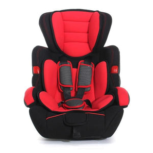 Red Baby Car Seat Convertible Baby Children Car Seat & Booster Seat Group 1/2/3 9-36kg