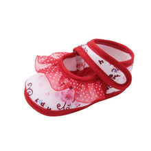Load image into Gallery viewer, Fashion Girls Lace Print Princess Shoes