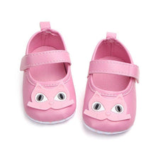 Load image into Gallery viewer, Baby Girl Shoes big eyes
