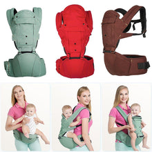 Load image into Gallery viewer, OUTAD Ergonomic Design Baby Carriers Baby Hipseat Prevent O-Type Legs Effort Saving Kid Sling with Baby Protective All Season