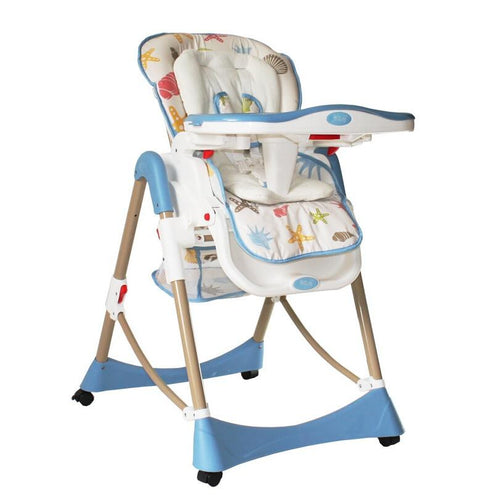 Folding Chair Plastic Metal Baby Dining Chair,Adjustable Baby Booster Seat High Chair Portable Cadeira Infantil,Cadeira ParaBebe