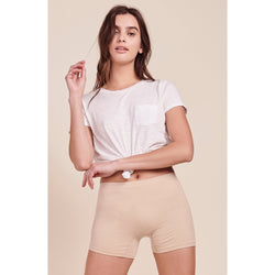 Caiden Boy Short Bike Shorts BB Dakota Revolve Nude