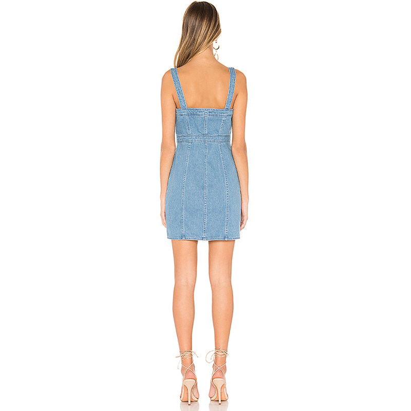 Overall Winner Dress Jean Revolve Jumper