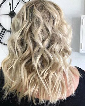 Beach Waves Perms Minxhairdressing