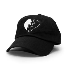 Load image into Gallery viewer, LOGO DAD HAT (BLACK)