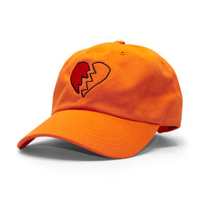 Load image into Gallery viewer, LOGO DAD HAT (ORANGE)