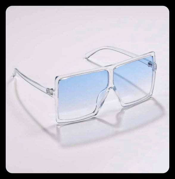 Blue Tint Sunglasses