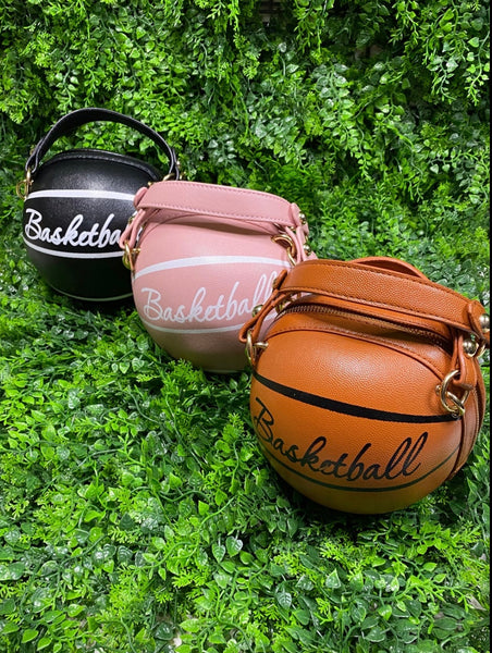 Mini Basketball Bag - Black