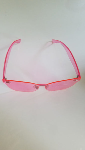 Pink Panther Glasses