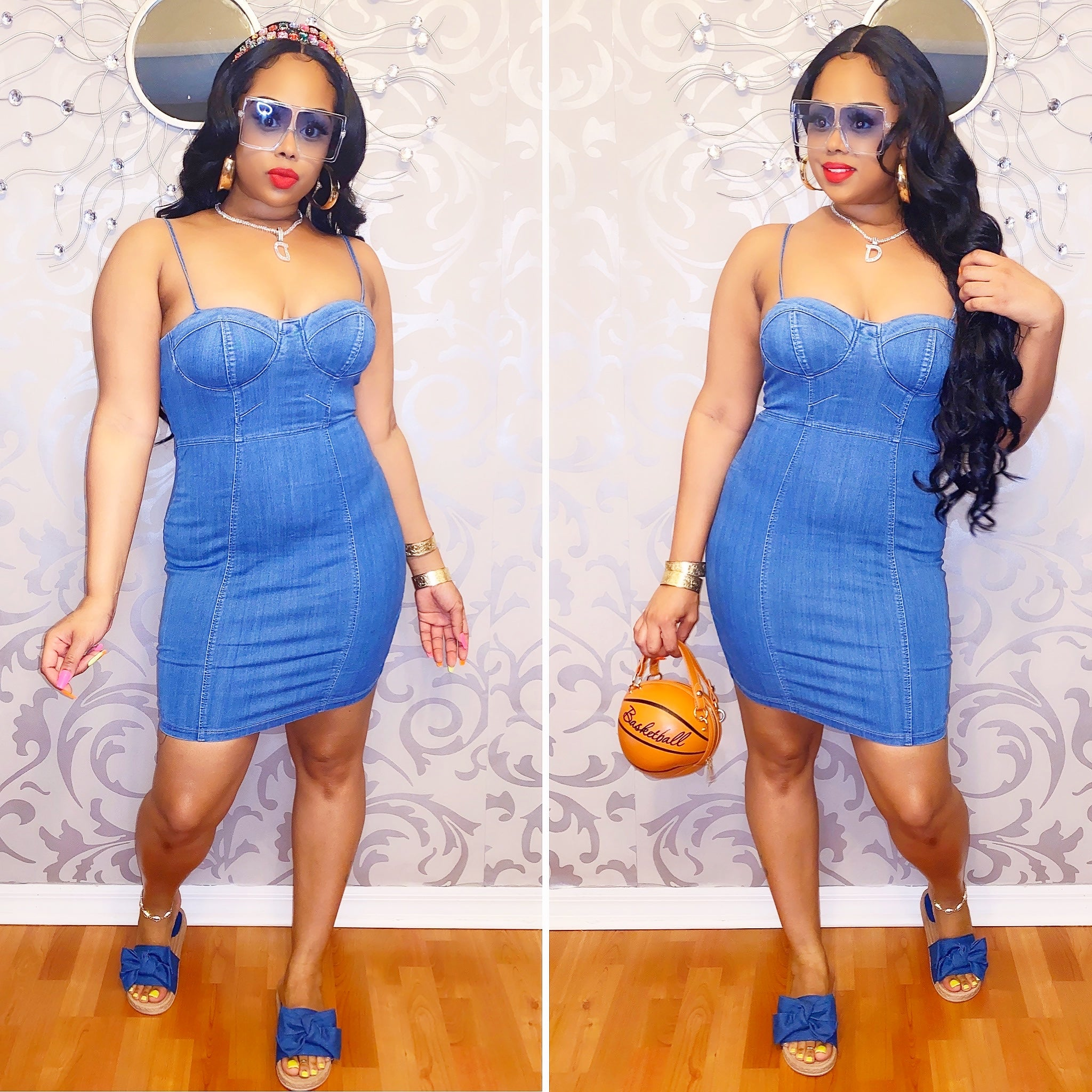 Denim Lover Dress