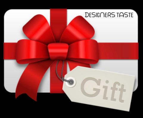 Gift Card From $25.00