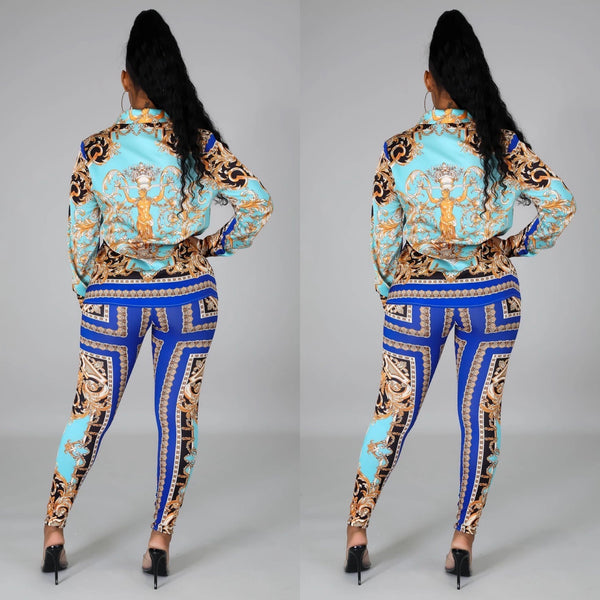 So Fancy 3pc Set - Blue