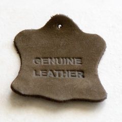 genuine leather stamp
