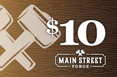 Main Street Forge Gift Card $10.00 USD Gift Card