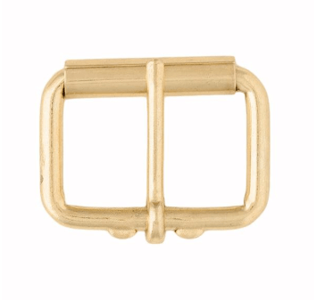 Main Street Forge Hardware Brass Standard Roller Buckle 816895023464