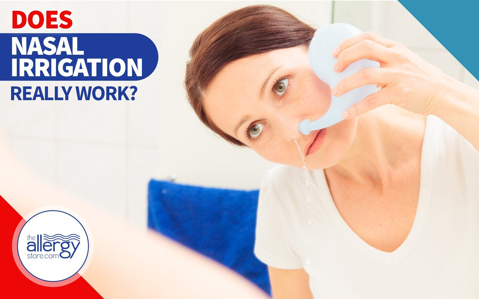 Does Nasal Irrigation Really Work?