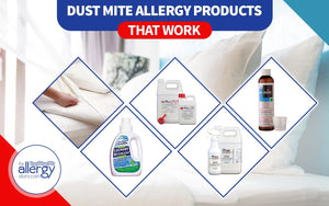 Dust Mite Allergy Products That Work