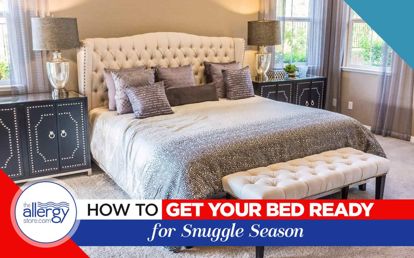 Fall Bedding…Time to Get Your Bed Ready for Snuggle Season