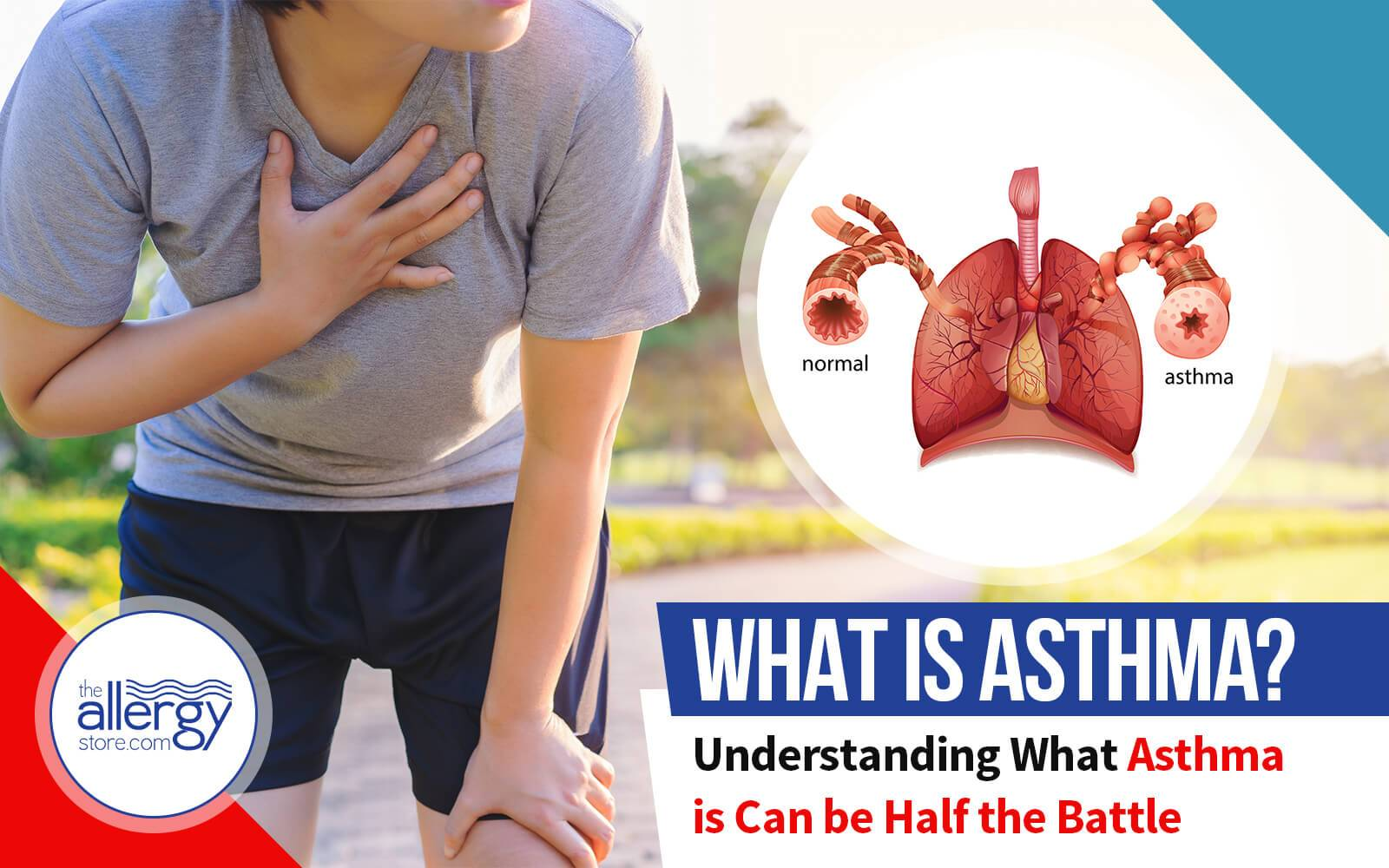 What Is Asthma? Understanding What Asthma is Can be Half the Battle