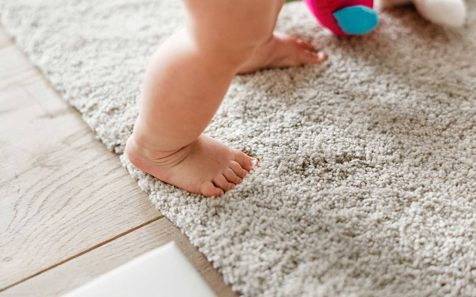 Controlling Dust Mites in Carpeting